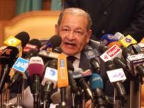 Proteste gegen Mursi-Dekrete