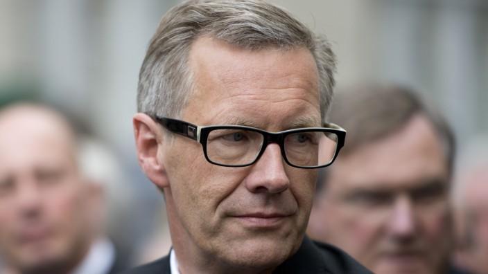 Glaeseker erhebt schwere Vorwuerfe gegen Ex-Praesident Wulff