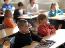 Unterricht in einer Inklusionsschule