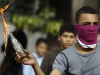 Ägypten Kairo Mursi