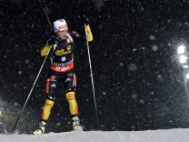 Biathlon World Cup in Ostersund