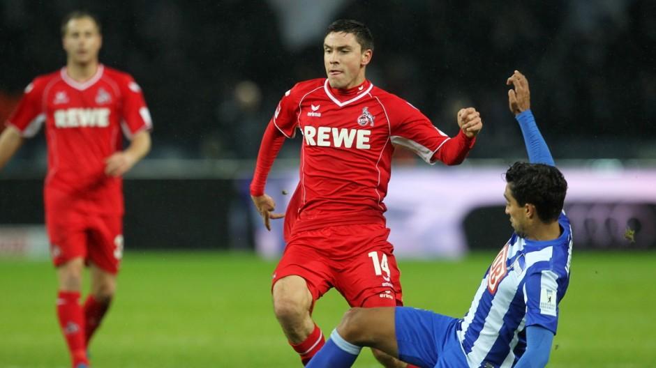 Hertha BSC v 1. FC Koeln - 2. Bundesliga