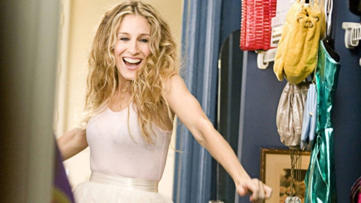Sarah Jessica Parker, Carrie Bradshaw, Sex and the City
