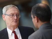 Ex-BND Präsident Hanning vor NSU Untersuchungsausschuss