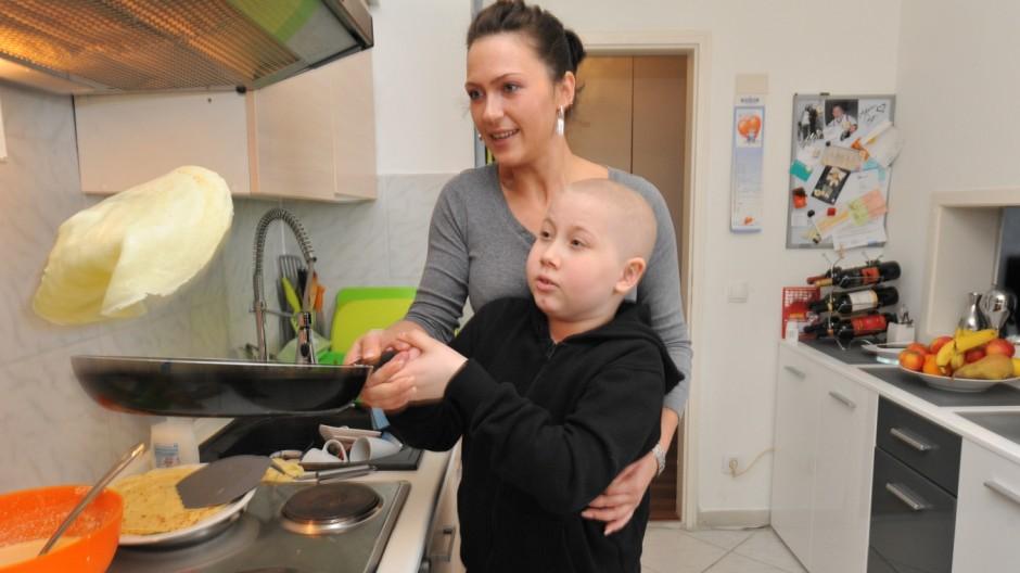 SZ-Adventskalender Familien mit schwer kranken Kindern