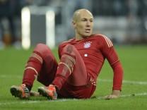 Robben faellt in Nuernberg und Valencia aus
