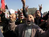 Anti-Mursi-Proteste in Kairo