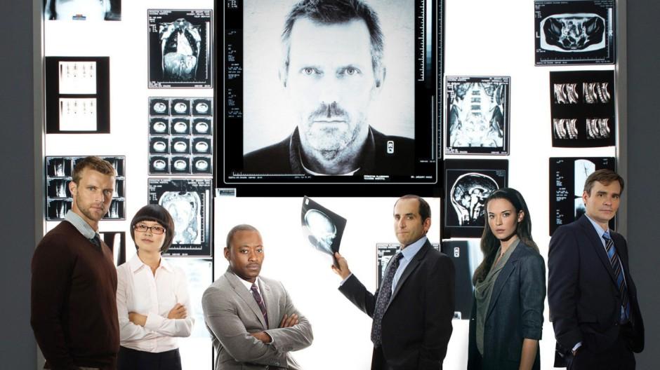 Studium Wissen aus Fernsehserien