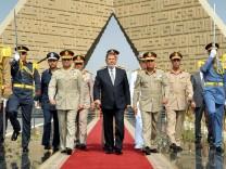 Verfassung Ägypten Mursi
