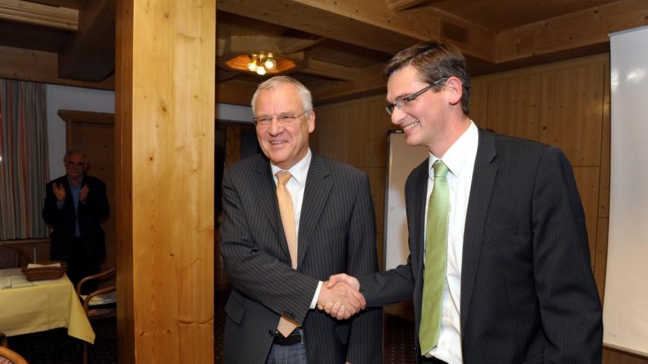 Ebersberg Warnung vor Interessenskonflikt