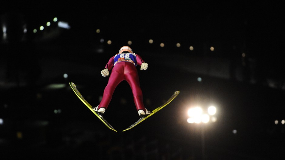 FIS Nordic World Cup - Men's Ski Jumping HS142