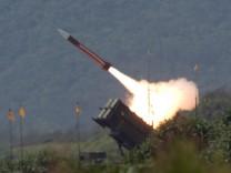 Patriot Raketen Türkei Syrien