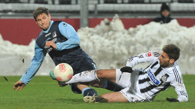 VfR Aalen- TSV 1860 München