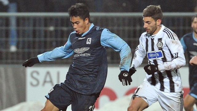 VfR Aalen - TSV 1860 München 1:1