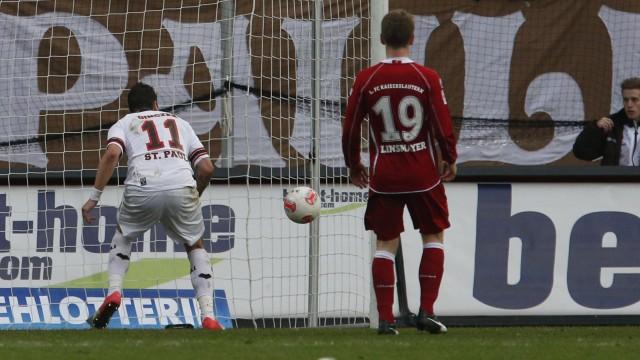 FC St. Pauli - 1. FC Kaiserslautern