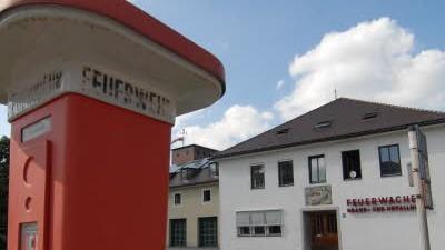 Stadtleben Feuerwehr München