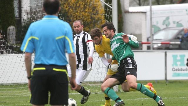 Spielgruppe Freising Schiedsrichter Fußball-Schiedsrichter