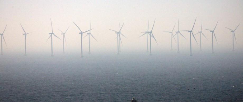 Offshore-Windpark vor Kopenhagen