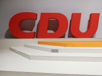 CDU Holds Federal Convention
