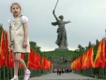 Stalingrad Statue AFP