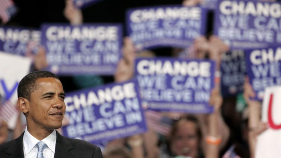 Obama macht Wahlkampf in Virginia