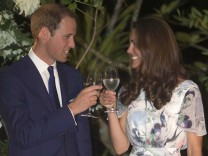 FILE: Catherine, Duchess of Cambridge Expecting Baby