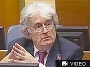 Radovan Karadzic, UN-Tribunal, ap