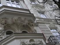 Haus kaufen Immobilien Bausubstanz Fassade Mängel Altbau