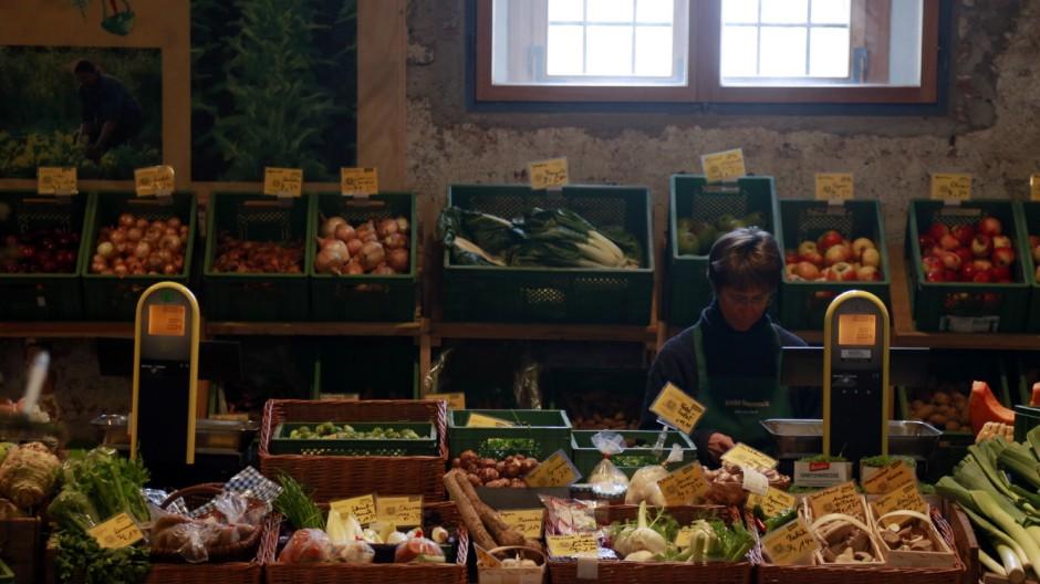 Bruck: BAUERNMARKT / Slow Food / Gentechnikfreier Landkreis