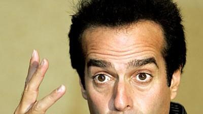 David Copperfield US-Magier David Copperfield