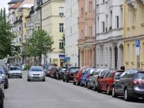 Daiserstraße in München, 2012