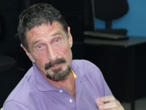 McAfee arrested in Guatemala for illegal entry: police