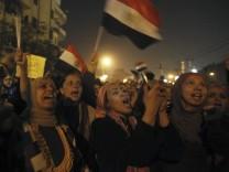 Ägypten Mursi Kairo