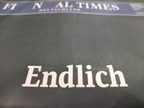 Letzte Ausgabe Financial Times Deutschland