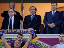 Ukraine v France - Group D: UEFA EURO 2012