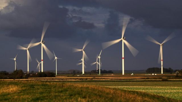 Windräder, Strompreis, Ökostrom