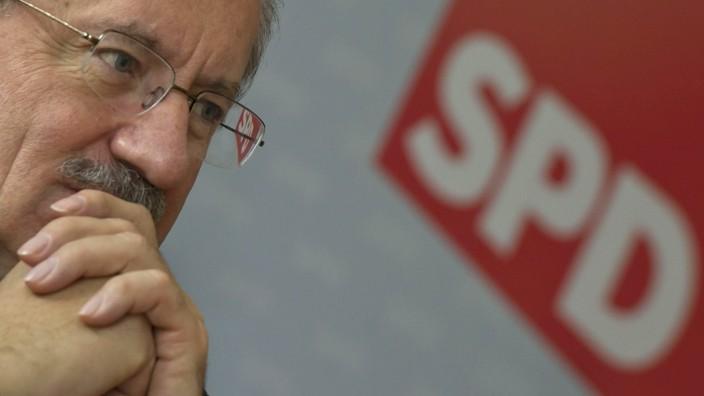 Bayerns Linke-Landesvorsitzender Merk gibt SPD bei Landtagswahl keine Chance