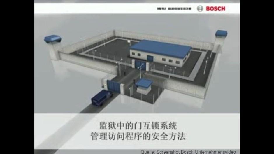 Bosch Überwachungsvideo 3