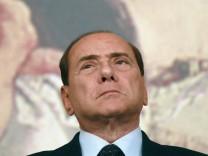 Silvio Berlusconi Italien Parlamentswahlen Premier