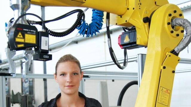 Erfolgsfrauen Frauen in technischen Berufen