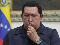 Präsident von Venezuela, Hugo Chávez