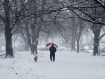 Winter Schnee Kälte