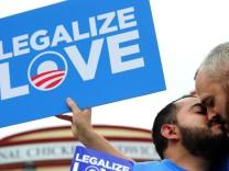 USA Homo-Ehe