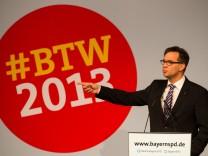 Landesvertreter-Versammlung der Bayern SPD