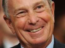Michael Bloomberg - ´Mary Woodard Lasker Award for Public Service""