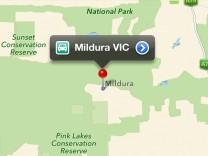 Australische Polizei warnt vor Apple Maps