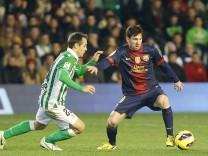Leo Messi, Nacho Perez
