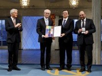 Nobel Peace Prize 2012 award ceremony