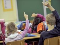 Stress in der Grundschule
