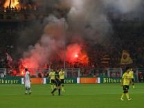 Dynamo Dresden von DFB-Pokal ausgeschlossen